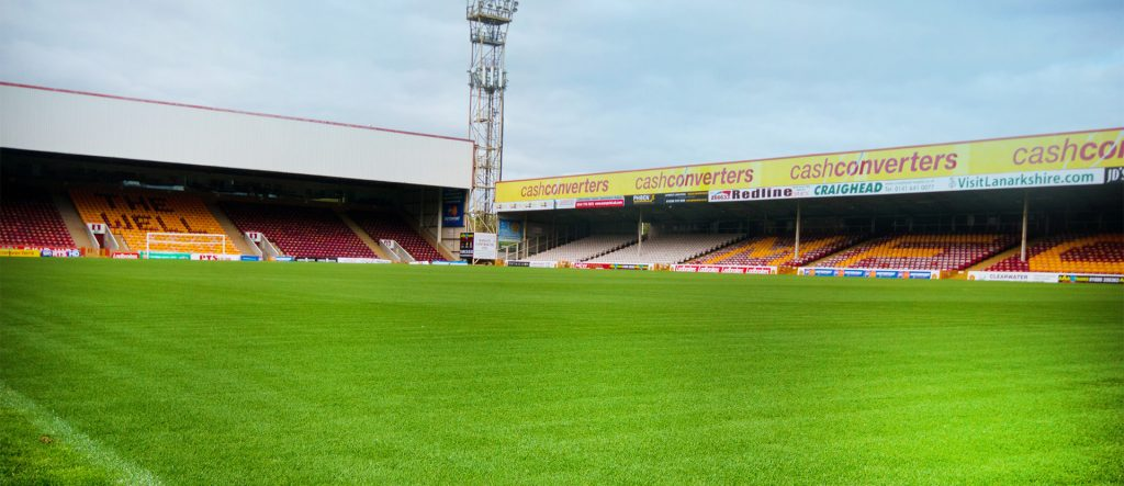 Motherwell Stadium