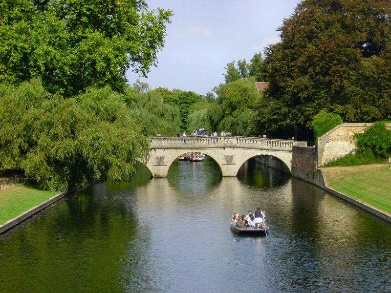 Water supplier Cambridge
